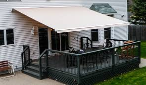 deck or porch awnings